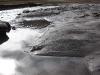 Schmelzwasser-Abfluss