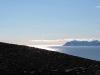 Die Mündung des Isfjorden in die arktische See