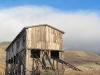 Kohle-Verlade-Anlage in Moskushamna
