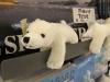 Und noch ein Plüsch-Eisbär
