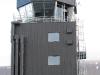 Die Mitarbeiter im Tower haben die Kontrolle über den Luftraum.