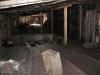 Im Inneren der Gruben-Gebäude