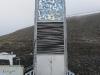 Der Eingang zum Svalbard Global Seed Vault